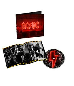 AC/DC - PWR/UP (Power Up) - New Softpack CD