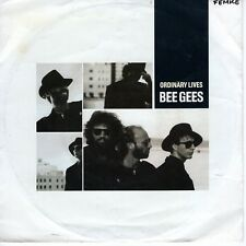7inch BEE GEES	ordinary lives	GERMAN 1989 EX/WOC (S1152)