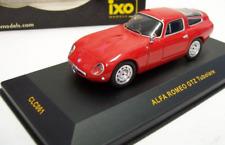 Alfa ROMEO GTZ tubolare Red 1/43 Clc061 Ixo Models