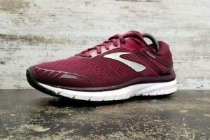 Womens Brooks Adrenaline GTS 18 Running Shoes Sz 10 B Used 1202681B516
