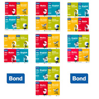 Bond 11+ English & Maths Ages 5-11+ Assessment & Tests Maths English Verbal