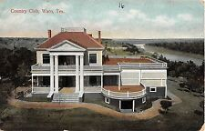 1908 Country Club Waco TX post card