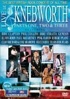 Live At Knebworth 1990 - Parts 1, 2 and 3 [DVD] [2002][Region 2]