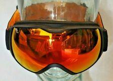 Julbo Quantum Category S3 Snow Goggle - Black/Orange