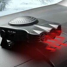 12V 2in1 Car Heater Hot Cool Fan Windscreen Window Demister Defroster #4V