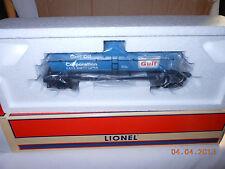 Lionel #26947 GULF SINGLE DOME DIE CAST TANK CAR