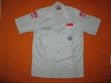 Boy Scout camisa Boy Scout camisa Boy Scout-camisa singapur; Youth Scout camisa Asia