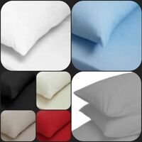 100% Egyptian Cotton Flat Sheet Easy Care 200 Thread Count Fitted Bed Sheets