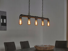 TAFEL Hängelampe Deckenleuchte Pendelleuchte Industrial Design Lampe 5 Lampen