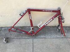 Bike frame vintage trek aluminum road bike frame and etc (mountain fixie bicycle