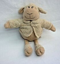 MARKS AND SPENCER EWE AND ME SHEEP SOFT TOY REVERSIBLE JACKET M&S