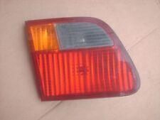 Honda Civic LX 4dr LH Drivers Side Inner Tail Light Lamp 99 00 Used OEM