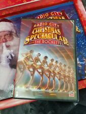 Radio City Christmas Spectacular Rockettes Pop Up Book  & DVD !