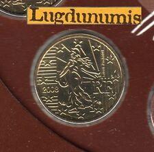 France - 2008 - 10 Centimes D'euro FDC Scéllée provenant coffret BU 50 000 Ex