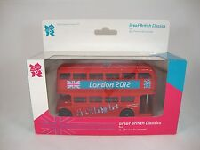 """Olympische Spiele 2012 London Great British Classics """"Bus"""" Olympic Games Olympia"""