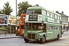 London Country RCL2237 CUV237C 6x4 Bus Photo ref L14