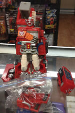 2001 Transformers Robots In Disguise RID Optimus Prime Almost Complete