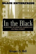 In the Black: A History of African Americans on Wall Street-ExLibrary