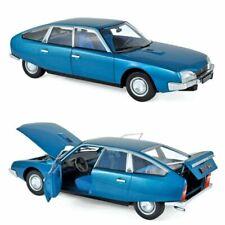 NOREV Citroën CX 2000 1974 1:18 Voiture Mini - Delta Bleu Métallique (181523)