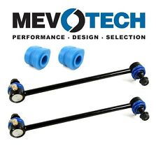 For Grand Caravan Voyager Front Greasable Sway Bar Links & Bushings Kit Mevotech