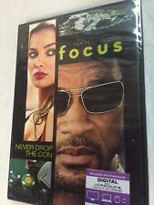 Focus (DVD, 2015)