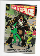 Space Family Robinson Lost In Space #59 {May 1982 Whitman} Bronze! Vf Sharp!