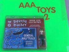 Beetle Bailey GENERAL HALFTRACK Figure Book of Comic Strips MINT Dark Horse