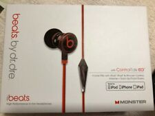 Beats by Dr. Dre - iBeats In-Ear Only Headphones - Black