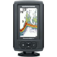 Humminbird PiranhaMax 4 Fish Depth Finder Sonar Dualbeam Max Depth 600'