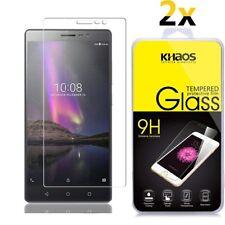 [2 Pack] Khaos For Lenovo PHAB 2 Tempered Glass Screen Protector