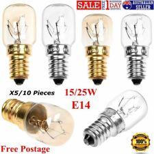 5/10 X E14 Salt Lamp Globe Bulb 15/25W Light Bulbs Himalayan 240V AUS STOCK