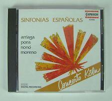 Sinfonia Espanolas (Arriaga, Pons, Nono & Moreno) Concerto Koln  Capriccio & BMG