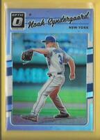 Noah Syndergaard 2017 Donruss Optic HOLO Card # 120 New York Mets Baseball MLB