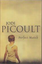 Jodi Picoult PERFECT MATCH (UNWIN 2002) 2002 SC Book