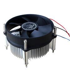 3PIN DC 12V CPU Cooling Cooler PC Ultra Silent Fan For Intel LGA775 Hot