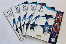 PANINI CHAMPIONS LEAGUE 2012/2013 12/13 - 5 X ALBUM VUOTO EMPTY ALBUM VUOTO