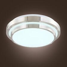 New DIY LED Bowl Ceiling Light Modern Chandelier Pendant Lamp Fixture Fitting US