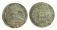pcc2130_3) BRASILE BRAZIL  - 960 REIS 1815 JOAO - Overstruck on 8 Reales