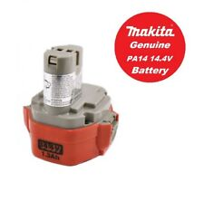 NEW GENUINE MAKITA 14.4V NI-CD BATTERY 1.3Ah PA14 193987-4 (BATTERY ONLY)