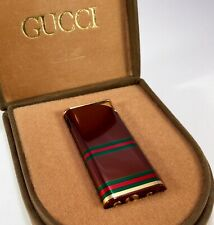 GUCCI VINTAGE MID CENTURY MODERN LIGHTER NEW OLD STOCK COLLECTIBLE