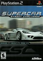 Supercar Street Challenge - Playstation 2 Game Complete