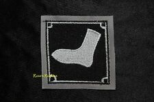CHICAGO WHITE SOX SOCK  MAJOR LEAGUE PATCH GRAY