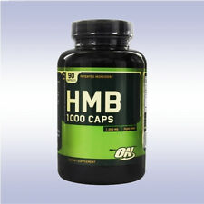 OPTIMUM NUTRITION HMB 1000MG CAPS (90 CAPSULES) amino acid recovery muscle build