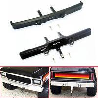 Heckstoßstangenschutz Teil aus Metall für Traxxas TRX 4 Ford Bronco 1/10 RC Car