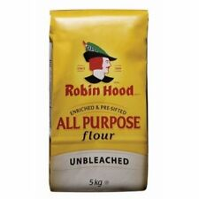 Robin Hood All Purpose Unbleached Flour 5kg bag  {Imported from Canada}