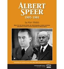 Albert Speer 1905-1981 (New South Wales HSC Ancient History Examination )