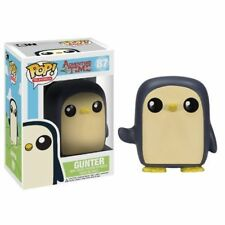 Funko POP Adventure Time Gunter Penguin Vaulted MINT BOX