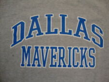 NBA Dallas Mavericks National Basketball Association Fan Gray T Shirt M