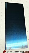 """Spring steel sheet,C1095 BT, .062"""" thick, 5.25"""" wide x 12.375"""" long"""