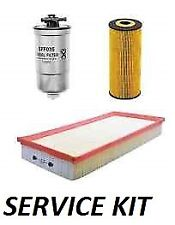 Fits Skoda Octavia 1.9 TDi & SDi Diesel 98-04 Oil,Air & Fuel Filter a4a